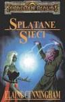 Splątane Sieci (Forgotten Realms: Światło i Cienie, #2) - Elaine Cunningham, Paulina Lewandowska