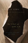 The Voice at 3:00 A.M.: Selected Late and New Poems - Charles Simic