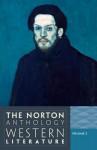 The Norton Anthology of Western Literature - Martin Puchner, Suzanne Conklin Akbari, Wiebke Denecke, Barbara Fuchs
