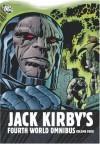 Jack Kirby's Fourth World Omnibus, Vol. 4 - Jack Kirby, Mike Royer, D. Bruce Berry, Greg Theakston, Paul Levitz, Mark Evanier