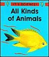 All Kinds Of Animals - Sally Hewitt