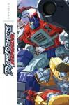 Transformers: Armada Omnibus - Chris Sarracini, Simon Furman, James Raiz, Pat Lee, Guido Guidi, Don Figueroa