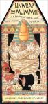 Unwrap the Mummy: 3D Wall Poster Book - Ian Dicks, Ian Dicks
