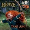 Brave 3-D Pictureback Book (Disney/Pixar Brave) - Mona Miller, Walt Disney Company