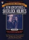 The Problem of Thor Bridge and The Double Zero: The New Adventures of Sherlock Holmes, Episode #12 - Anthony Boucher, Denis Green, Basil Rathbone, Nigel Bruce