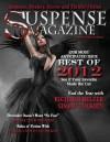 Suspense Magazine December 2012 - C.K. Webb, Richard Belzer, Donald Allen Kirch, Simon Tolkien, John Raab