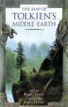 The Map of Tolkien's Middle-earth - Brian Sibley, John Howe