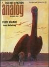 Analog Science Fiction and Fact, 1967 October - John W. Campbell Jr., Carroll Mather Capps, J.T. McIntosh, Thomas Edward Purdom, Anne McCaffrey, C.C. MacApp, W. Macfarlane