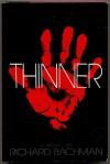 Thinner - Stephen King, Richard Bachman