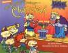The Rugrats' Book of Chanukah (Rugrats (Simon & Schuster Paperback)) - Sarah Willson, Barry Goldberg