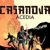 Casanova: Acedia (Issues) (4 Book Series) - Michael Chabon, Matt Fraction, Gabriel Ba, Fabio Moon, Cris Peter