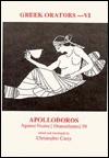 Greek Orators VI: Apollodorus Against Nearia - Apollodorus