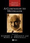 A Companion to Heidegger - Hubert L. Dreyfus, Mark A. Wrathall, Richard Polt