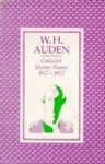 Collected Shorter Poems, 1927-1957 - W.H. Auden
