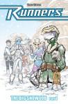 Runners, Volume 2: The Big Snow Job - Sean Wang