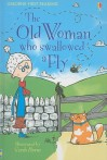 The Old Woman Who Swallowed a Fly - Kate Davies, Sarah Horne