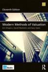 Modern Methods of Valuation - Eric Shapiro, David Mackmin, Gary Sams