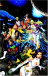 Legion of Super-Heroes, Vol. 7: Enemy Rising - Jim Shooter, Francis Manapul, John Livesay