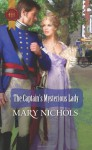 The Captain's Mysterious Lady - Mary Nichols