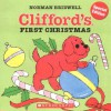 Clifford's First Christmas (Gel Pack Book) - Norman Bridwell
