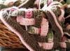 Weaves Blanket Crochet Pattern - Kristi Simpson