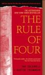 The Rule of Four - Ian Caldwell, Dustin Thomason
