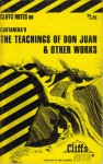 Castaneda's The Teachings of Don Juan, A Separate Reality & Journey to Ixtlan (Cliffs Notes) - Martin McMahon, Carlos Castaneda, CliffsNotes