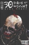 30 Days of Night: Dead Space #2 (30 Days of Night: Dead Space, Volume 1) - Steve Niles, Dan Wickline, Milx