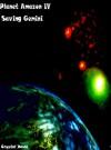 Saving Gemini (Planet Amazon Book 4) - Crystal Dawn