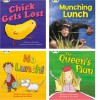Learn to Read at Home with Phonics Bug: Pack 4 (Pack of 4 Reading Books with 3 Fiction and 1 Non-Fiction) - Jill Atkins, Emma Lynch, Alison Hawes
