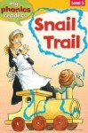 Snail Trail - Sally Grindley, Mike Phillips, Susan Nations