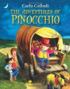 The Adventures of Pinocchio (An Illustrated Story of a Puppet for Kids): Excellent Picture Book for Bedtime & Young Readers (Classic Tales) (Volume 1) - Carlo Collodi, Tom Emusic, Jack Beetle