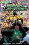 Green Lantern (2011- ) #3 - Geoff Johns, Doug Mahnke, Christian Alamy, Mark Irwin, David Baron