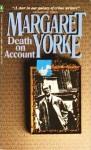 Death on Account - Margaret Yorke