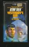 Yesterday's Son (Star Trek, #11) - A.C. Crispin
