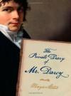 By Maya Slater The Private Diary of Mr. Darcy: A Novel (Original) [Paperback] - Maya Slater