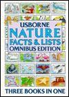 Usborne Nature Facts & Lists/Omnibus Edition (Facts & Lists) - Anita Ganeri