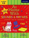 At Home with Sounds & Rhymes - Jenny Ackland