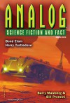 Analog Science Fiction And Fact, March 2013 - Stanley Schmidt, Bond Elam, Marissa Lingen, Sean McMullen, Harry Turtledove, Andrew Barton, Barry Malzberg, Bill Pronzini, Bud Sparhawk, Kevin Walsh