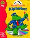 Preschool Alphabet Interactive Workbook (Preschool Alphabet Interactive Workbook With Cd Rom) - School Zone Publishing Company