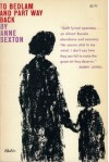 To Bedlam and Part Way Back - Anne Sexton