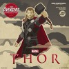 Marvel's Avengers Phase One: Thor - Marvel Press, Ray Chase, Disney