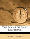 The Poems of Emily Dickinson - Thomas H. Johnson