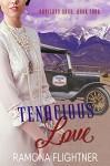 Tenacious Love (Banished Saga, Book Four): Banished Saga, Book Four - Ramona Flightner