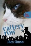 Cattery Row - Clea Simon