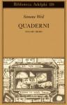 Quaderni Vol. I - Simone Weil, Giancarlo Gaeta
