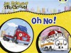 Lilac Comic: Trucktown: Oh No! - Alison Hawes