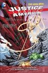 By Matt Kindt Justice League of America Vol. 2: Survivors of Evil (The New 52) (Justice League (DC Comics)) (52nd edition) [Hardcover] - Matt Kindt