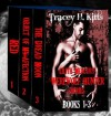 Lilith Mercury, Werewolf Hunter Series (Boxed Set, Books 1-3) - Tracey H. Kitts