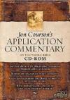 Jon Courson's Application Commentary on the Whole Bible - Jon Courson